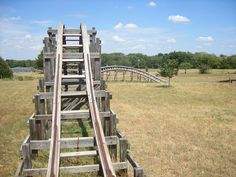 who wouldn't want a backyard roller coaster?