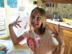 Peace out... My Girl, Daughter, Peace, T Shirts For Women, Girls, Fashion, Toddler Girls, Moda, Daughters
