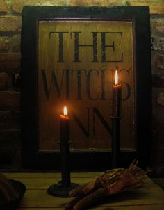"""Magick Wicca Witch Witchcraft: """"The Witch's Inn. Halloween Town, Holidays Halloween, Vintage Halloween, Halloween Decorations, Halloween Ideas, Decoration Party, Halloween Labels, Gothic Halloween, Halloween 2013"""