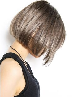 Thin Hair Styles For Women, Hair Color For Women, Hair Color And Cut, Short Hair Styles, Long Bob Haircuts, Haircuts For Fine Hair, Short Bob Hairstyles, Cool Hairstyles, Olive Hair
