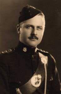 Colonel John West McLain, OBE, ED