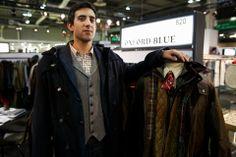 Petit look Oxford Blue #manteau #veste #chemise #blazer #laine #wool #coat #oxfordblue #commeuncamion