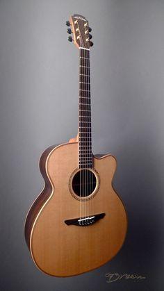 New Avalon Guitars L25C - Jumbo Acoustic Guitar at Dream Guitars
