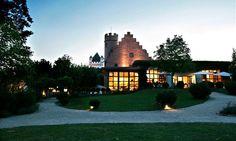 """""""Freyhof"""" Restaurant & Wine Bistro on Burg Crass, Eltville am Rhein - Rheingau"""