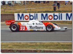 Mario Andretti Alfa Romeo 179C F1. 1981 British GP Silverstone