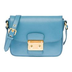 Miu Miu leather shoulder bag, $1,195 reasonable