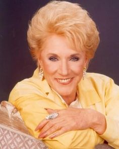 """Jeanne Cooper, Born: October 25, 1928 - Died: May 8, 2013 - """"Katherine Chancellor"""" from The Young and the Restless. Today we lost a legend."""