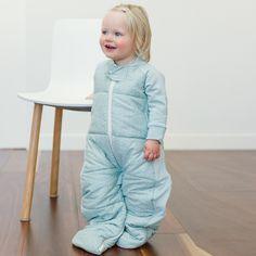 ErgoPouch Winter Sleepsuit Bag (3.5 tog) - Mint