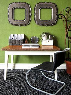 green mini room