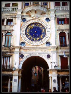 Clock Tower, Venecia