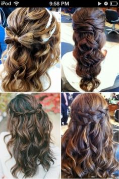 Some prom ideas for next year?(: