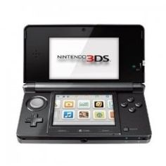 3DS in Black