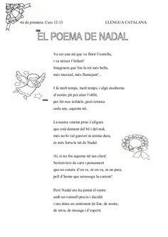 poemes de nadal joana raspall - Cerca amb Google