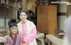 Kang Ha Neul in Moon Lovers ♥