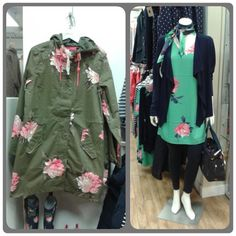 It so nice to see all the new season stock starting to arrive!  Love these from Joules!  #McEwens SS15