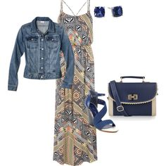 """Wednesday; outfit two"" by bsimon623 on Polyvore"