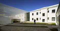 Music Hall And House In Algueña MUCA - Picture gallery