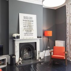 View stylish living room ideas, including this Hackney home