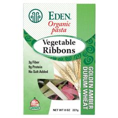Eden Organic Vegetable Ribbons 8Ounce Packages Pack of 6 * You can get more details by clicking on the image.