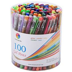 This product contains 5 different #color serieses which includes glitter, neon, #metallic, pastel & standard. All eco-friendly material produced, German ink and S...