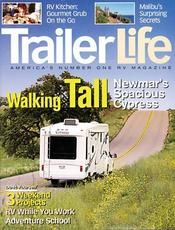 Trailer Life Magazine for $5.29/year with code WOOT