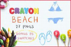 Download Crayon Beach @creativework247