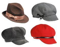chapeus femininos - Pesquisa Google Chapéus Vintage 434001f7e5e