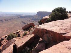 Loving the beauty of Utah, Canyonlands National Park