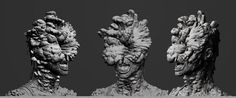 The Last of Us Characters Sculpt Inf-01