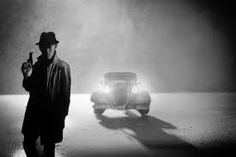 Film Noir Detective - Character Inspiration - DEATH interesting composition and setting mood film noir detective - Google Search