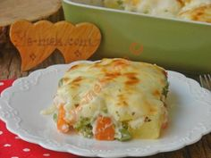 A Great Gratin You Can& Get Savor: Vegetable Gratin - Baked Cauliflower Grape Recipe with Cutlets, How To? Grape Recipes, Pizza Recipes, Potato Recipes, Lunch Recipes, Fall Recipes, Diet Recipes, Cooking Recipes, Cauliflower Gratin, Cauliflower Recipes