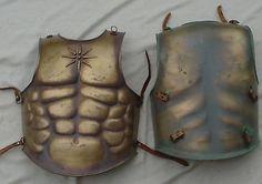 Alexander movie prop armor armour Greek Roman Macedonia officer Tribune Legate