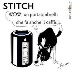 Stitch e i nuovi Mac Pro