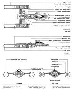 BTL Y-wing starfighter - Wookieepedia, the Star Wars Wiki