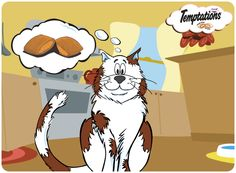 """Temptations Cat Treats """"I received these products complimentary from Influenster for testing purposes."""""""