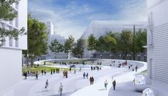 Re-Think Athens Competition Entry | Harry C. Bougadellis & Associate Architects + Georges Batzios + Martha Schwartz Partners