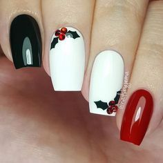 Festive Christmas Nail Designs for 2017. An outstanding Christmas nail art can help you get into the Christmas spirit.Hopefully you will find yours from this list and make you stand out this season.