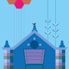 suzanne carpenter (illustrator_eye) on Twitter #Clerkenwell Design Week - lots to see