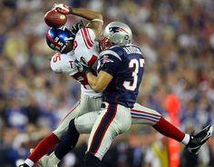 Five Memorable Super Bowl Catches