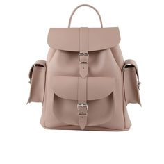 Buy Grafea Women's Medium Leather Rucksack - Willow here at MyBag - the only online boutique you'll need for luxury handbags and accessories. Free delivery now available.