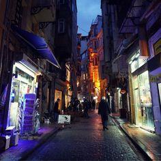 Beyoglu Istanbul / Turkey
