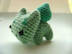 Ravelry: Bulbasaur pattern by Moomcrafts