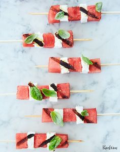 Whether you're cooking up a feast for friends or keeping things low-key with your family, these fresh and easy 4th of July appetizers are guaranteed to impress.