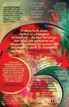 The Importance Of Creativity In Public Schools - Edudemic