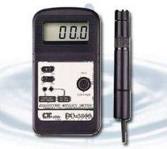Sauerstoffmessgerät Tester Prüfer Temperatur (Aquarium, Landwirdschaft, Fischzucht, Labor usw.) SA1
