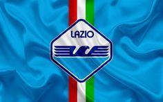 壁紙をダウンロードする 新しいラツィオのロゴ, サッカークラブ, ィ-コミノ周辺にしかない希少, イタリア, 4k, エクストリーム-ゾー, イタリア国旗, サッカー, 新規エンブレム