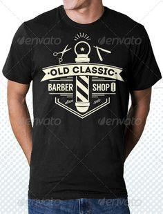 Barber Apparel : ... on Pinterest Classic Barber Shop, Barber Shop and Barbers