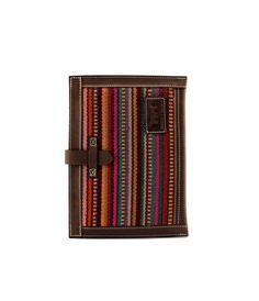 Lovely Fredd and Basha iPad Persian Rug Case Brown/Multi - Lufli.com $98