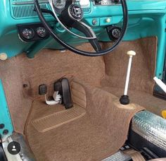 Automotive Upholstery, Car Upholstery, 1968 Chevy Truck, Vw Variant, Vw Super Beetle, Volkswagen New Beetle, Vw Vintage, Fiat 600, Vw Cars