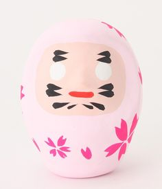 Sakura Daruma (桜だるま) from Adam et Ropé Le Magasin